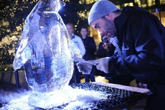 Ice-Sculpting